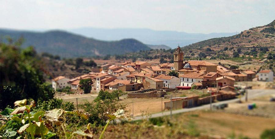 Casa rural puebla de san miguel rincon de ademuz casa - Casa rural puebla de arenoso ...